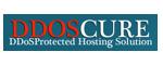 DDos Cure web hosting