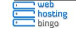 Web hosting bingo