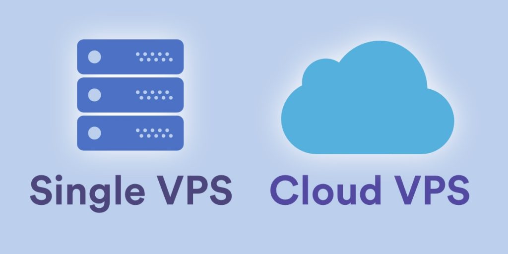 Single VPS and Cloud VPS